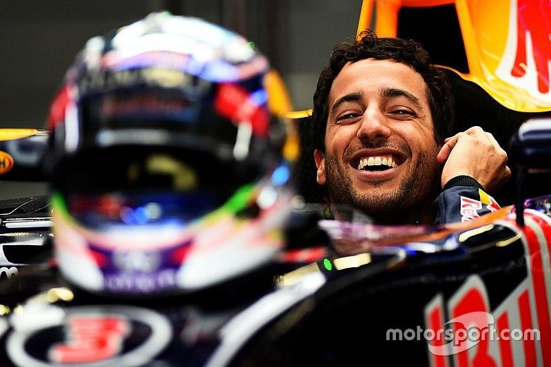 Ricciardo, dipuesto a correr en EEUU si Red Bull deja la F1