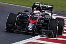 A tough day in Mexico fo McLaren