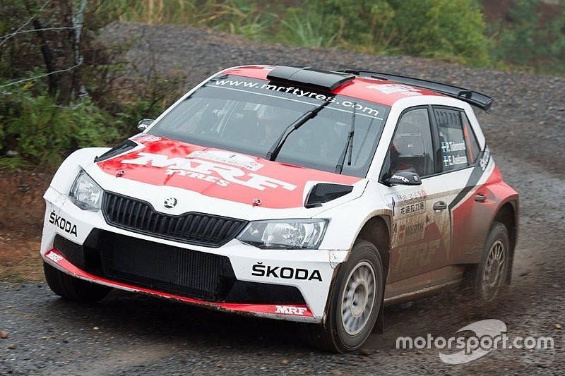 Champion Tidemand ends APRC season on a high, Gill crashes out