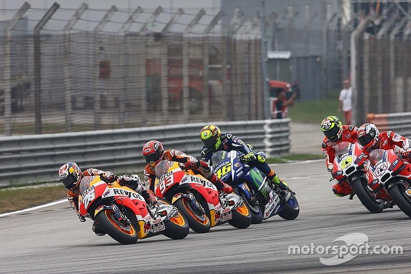 Los pilotos de MotoGP han sido llamados al orden