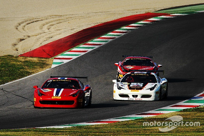 Ferrari Challenge unveils 2016 calendars