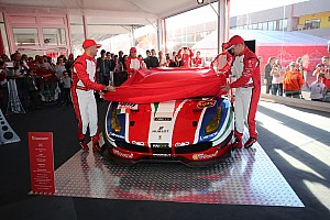Ferrari Special feature Video: The inside line on the all-new Ferrari 488 GTE
