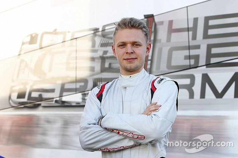 马格努森完成保时捷LMP1测试