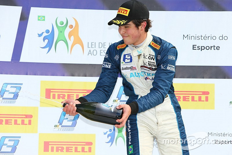 Piquet signs Van Amersfoort deal for European F3