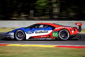 IMSA Breaking news Ford GT driver lineup completed by CTSCC graduate