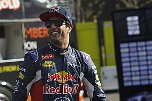 Formula 1 Breaking news Ricciardo: NASCAR plans now put on hold