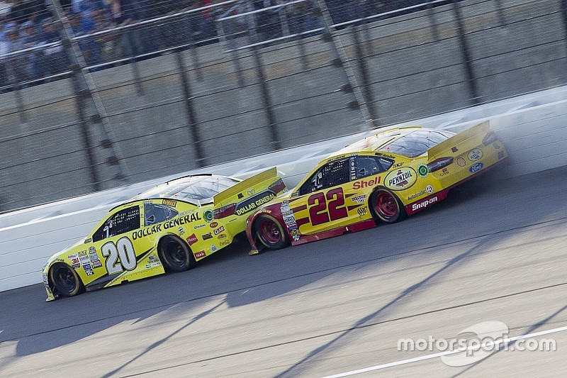 Where is the line? Brian France explains...