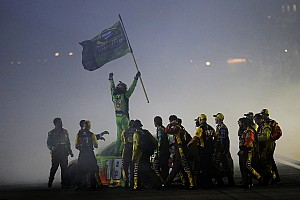 NASCAR Sprint Cup Breaking news Kyle Busch crowned 2015 NASCAR Sprint Cup champion