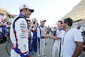 WEC Commentary WEC waves farewell to Wurz, would welcome Montoya