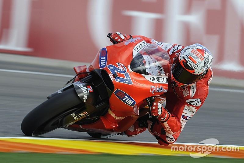 Casey Stoner verlaat Honda, wordt testrijder bij Ducati