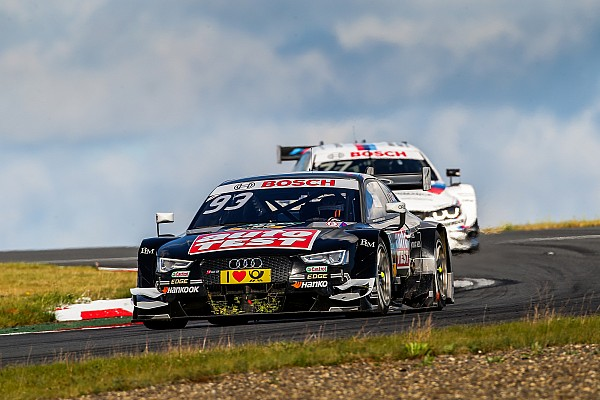 DTM Interview Giovinazzi targeting Audi DTM switch for 2016