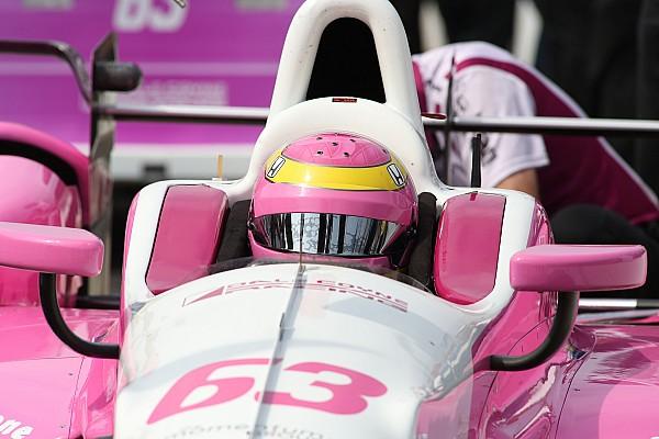 IndyCar Pippa Mann sets sights on 100th Indy 500