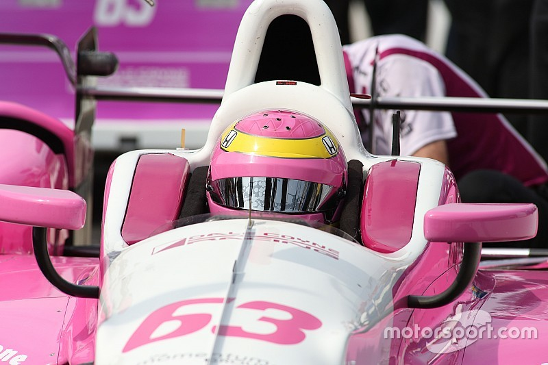 Pippa Mann sets sights on 100th Indy 500