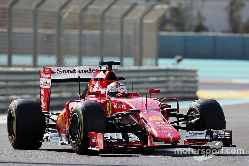 Sebastian Vettel geeft fout toe: 'Geen probleem met de auto'