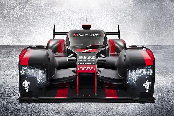 WEC Audi unveils 2016 WEC challenger