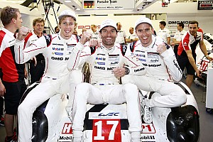 WEC Breaking news Porsche confirms unchanged drivers, drops to two cars at Le Mans