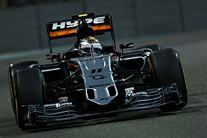 Formula 1 Race report Perez races to fifth place ahead of Hulkenberg in seventh at the Abu Dhabi GP