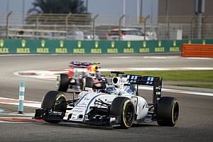 Formula 1 Race report Massa finished 8th and Bottas 13th at Yas Marina and 6th and 5th in the Drivers' Championship