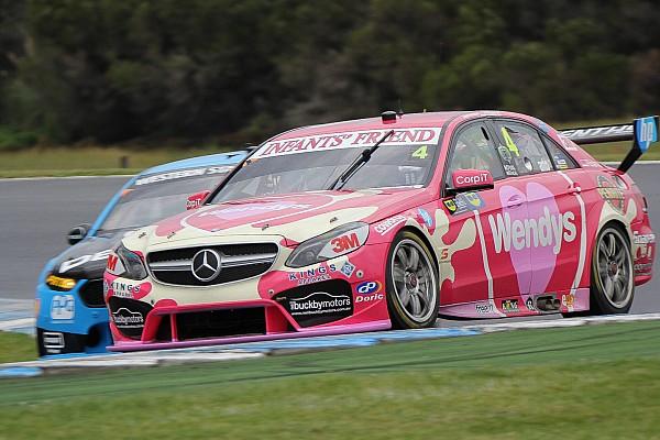 V8 Supercars Alex Davison to drive for Erebus in Sydney
