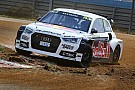 World Rallycross Dusty silverware in Argentina