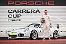Porsche Florian Latorre nommé Espoir Porsche Carrera Cup France 2016