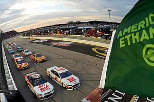 NASCAR Sprint Cup Breaking news Darlington Raceway receives prestigious honor for 'Throwback Weekend'