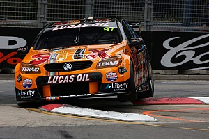 V8 Supercars Practice report Sydney 500 V8s: Van Gisbergen fastest again in third practice
