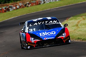 Brasileiro de Turismo Relato da corrida Mesmo com batida na largada, Campos assegura título