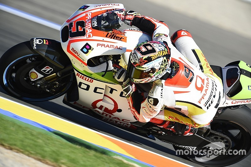 Petrucci defends allowing Rossi to pass at Valencia