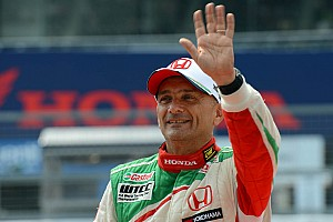 WTCC Breaking news Tarquini parts ways with Honda's WTCC squad