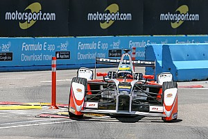 Formula E Breaking news Mahindra leaves Punta disappointed