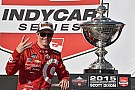 Top Stories of 2015; #13: Montoya and Dixon tie in frantic IndyCar title decider