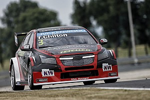 WTCC Breaking news Chilton set to join Sebastien Loeb Racing