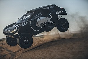 Dakar Preview Dakar: Team Peugeot Total in the starting blocks!