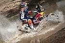 Fast Dakar prologue for Red Bull Desert Wings