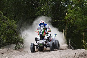 Dakar Stage report Dakar Quads, Stage 2: Casale dominates, Yamahas lock out top 11