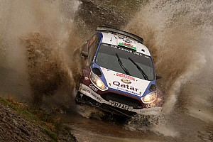 WRC Breaking news Evans commits to WRC2 programme with M-Sport