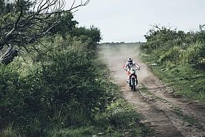 Dakar Breaking news Barreda loses Dakar lead due to speeding penalty