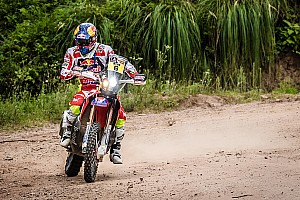 Dakar Stage report Dakar Bikes, Stage 4: Barreda back in the lead with another win