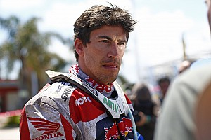 Dakar Breaking news Barreda loses Dakar lead with second speeding penalty