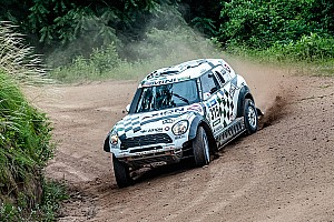 Dakar Stage report Day Five, Stage 4: MINI ALL4 Racing now in top three