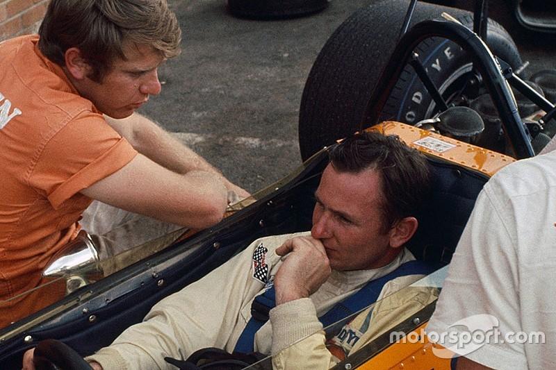 A charming man: Tyler Alexander's reflections on McLaren