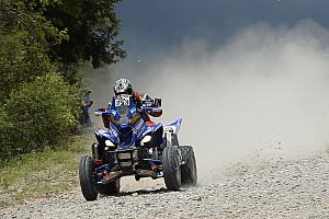 Dakar Stage report Dakar Quads, Stage 6: Patronelli brothers take over out front