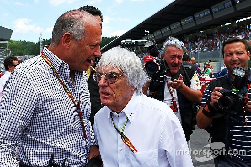 F1 could boost revenues in post-Ecclestone era - Dennis