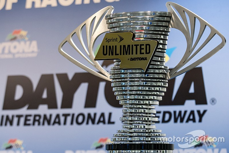 NASCAR unveils 25-driver field for Sprint Unlimited