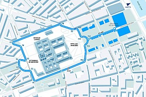 Formula E Breaking news Formula E unveils Paris ePrix circuit layout