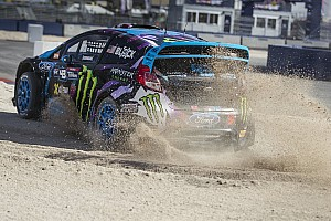 WK Rallycross Nieuws Ken Block neemt deel aan volledig seizoen FIA World Rallycross