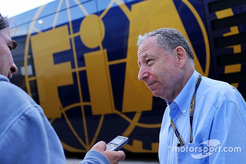 Oplossing voor F1-motorenprobleem 'dichtbij', aldus Todt