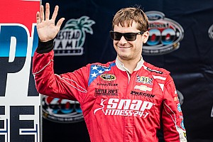 NASCAR Sprint Cup Breaking news Landon Cassill to join Front Row Motorsports for 2016