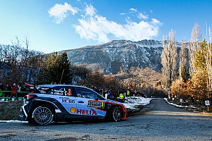 WRC Breaking news Neuville says new Hyundai feels like